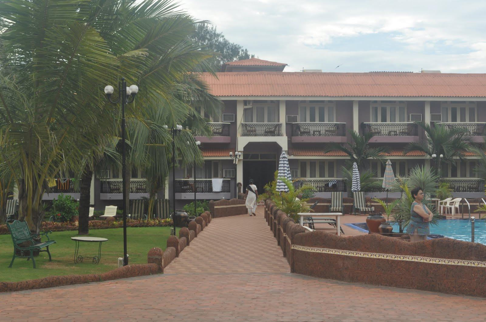 Calangute Beach Resort Goa