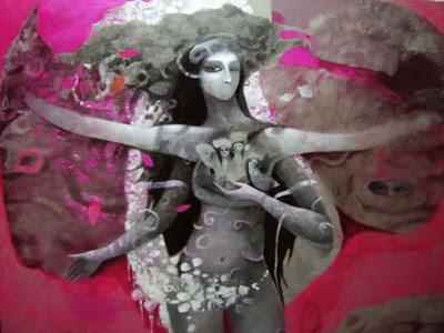 LAS DIOSAS OSCURAS – Patronas del cambio, la muerte y la regeneración