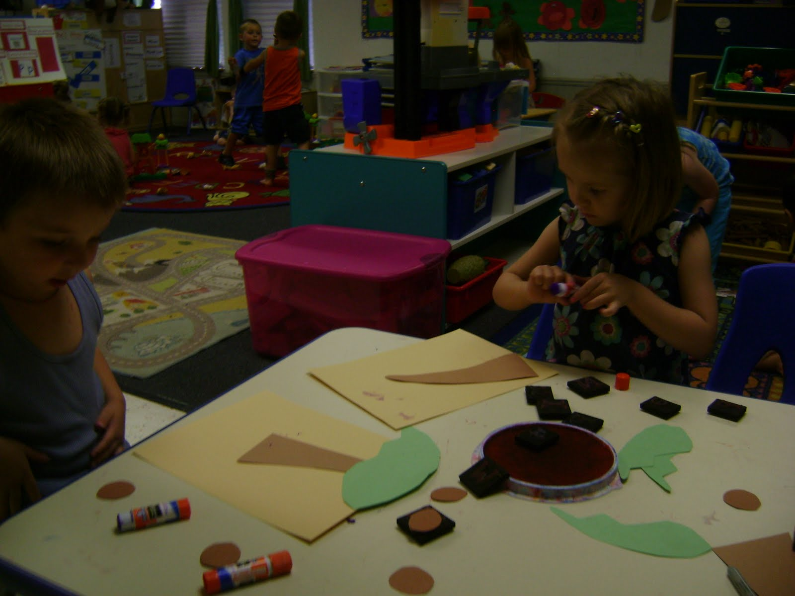 Preschool Fun Blog: Chicka Chicka Boom Boom