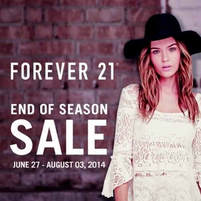 Forever 21 Promo