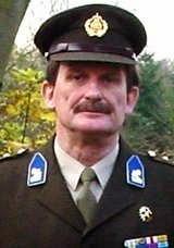 Kolonel  BD  M Scheurleer