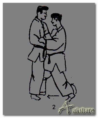 Teknik Dasar Bantingan Uki-Goshi - Beladiri Judo