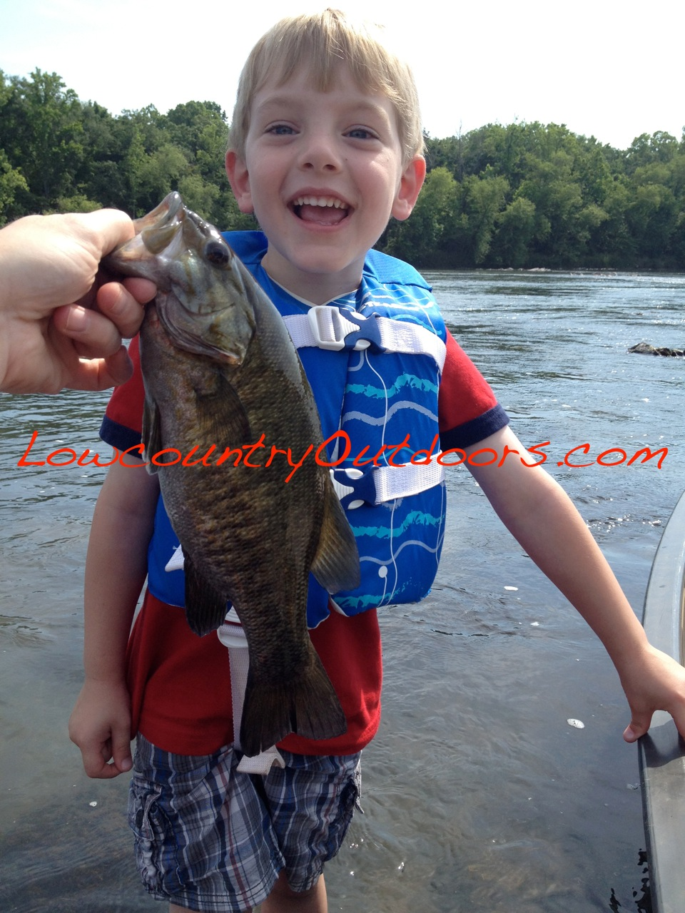Lowcountry outdoors freshwater fishing tips for april may for Freshwater fishing tips