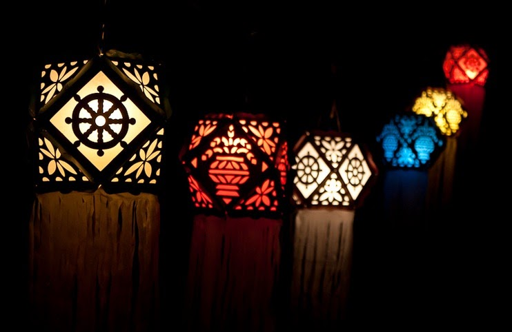 How To Make Vesak Lanterns, Check Out How To Make Vesak ... Vesak Kudu Designs