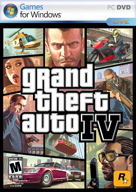 Grand Theft Auto IV PC (4GB)