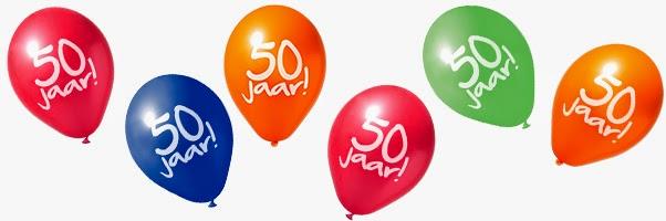 Van Helden bestaat 50 jaar!