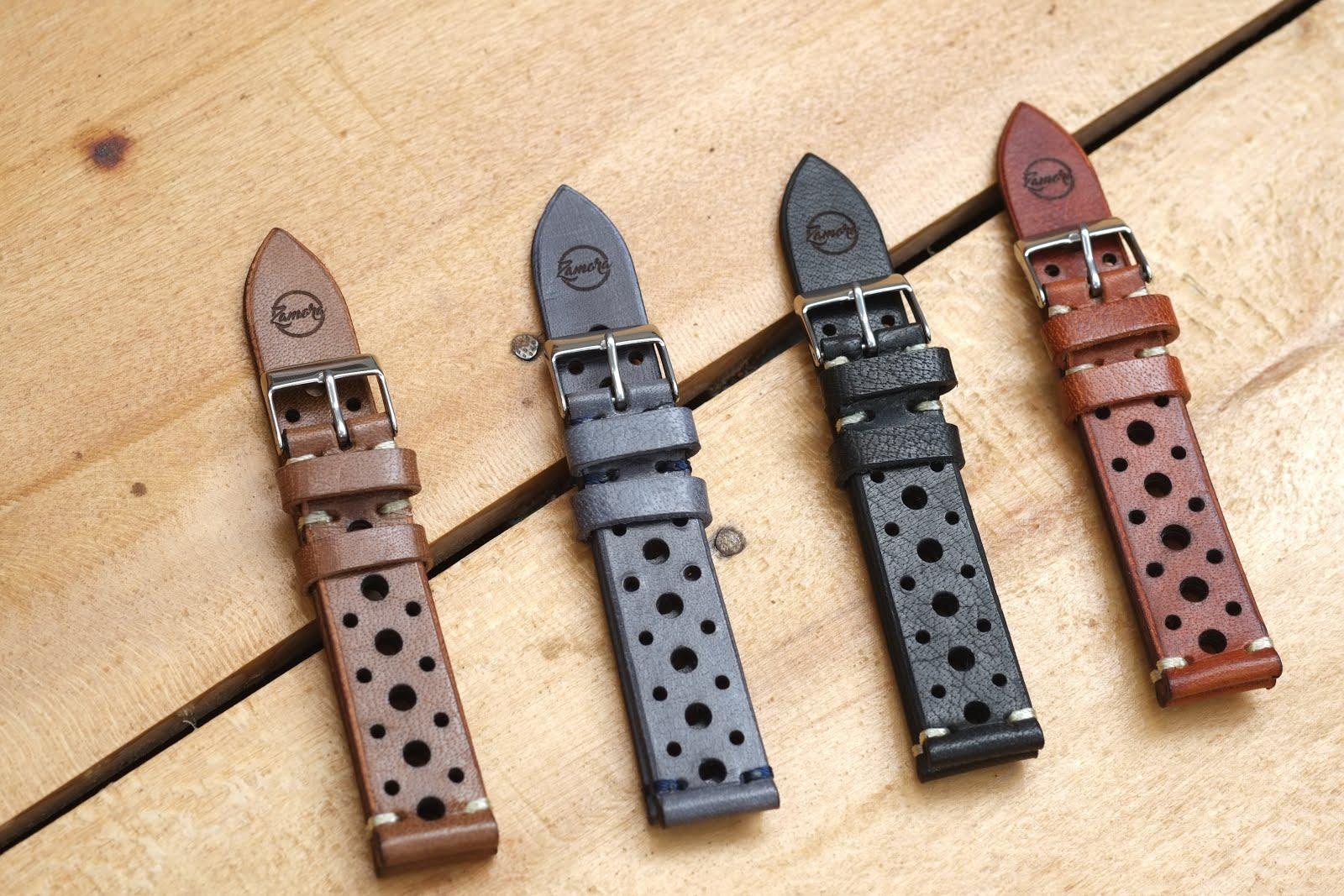 Zamora Racing strap Mk1