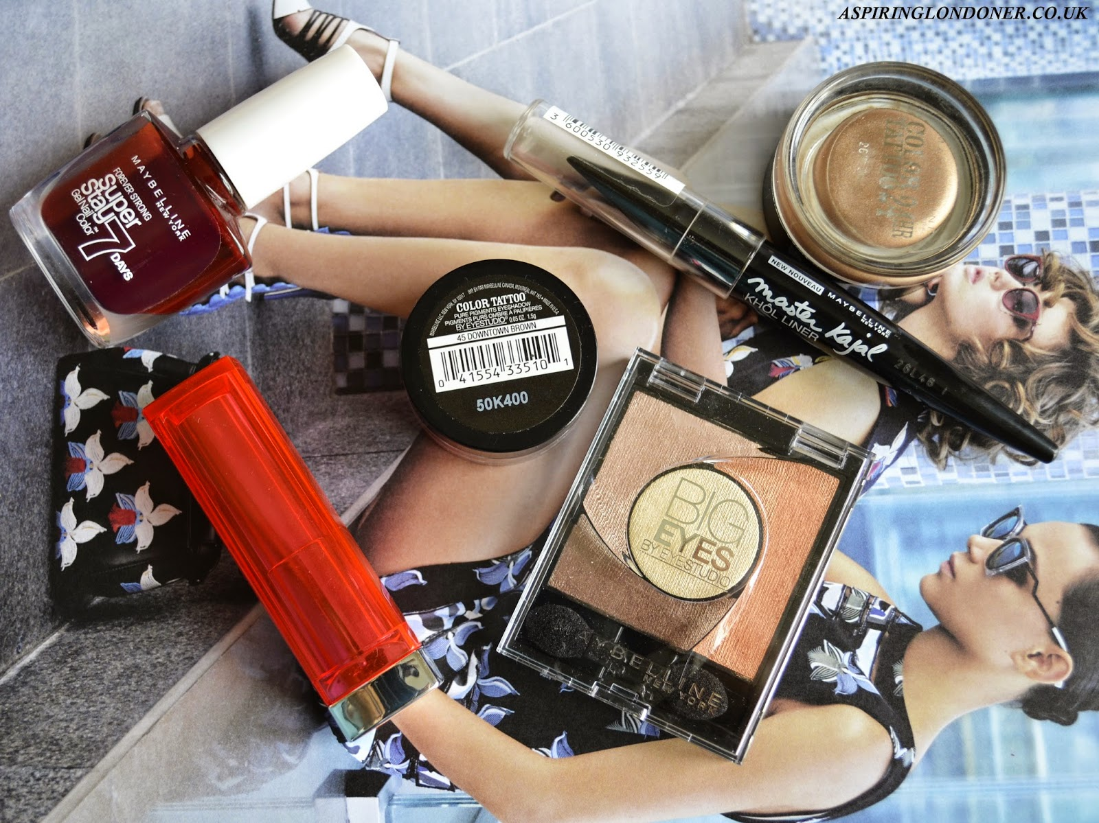 Best of Maybelline Makeup Review - Aspiring Londoner