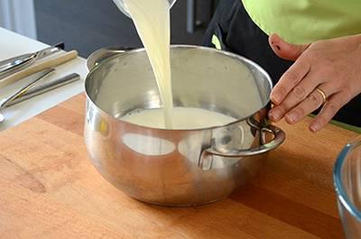 Procedimento Budino alla vaniglia - Step 2