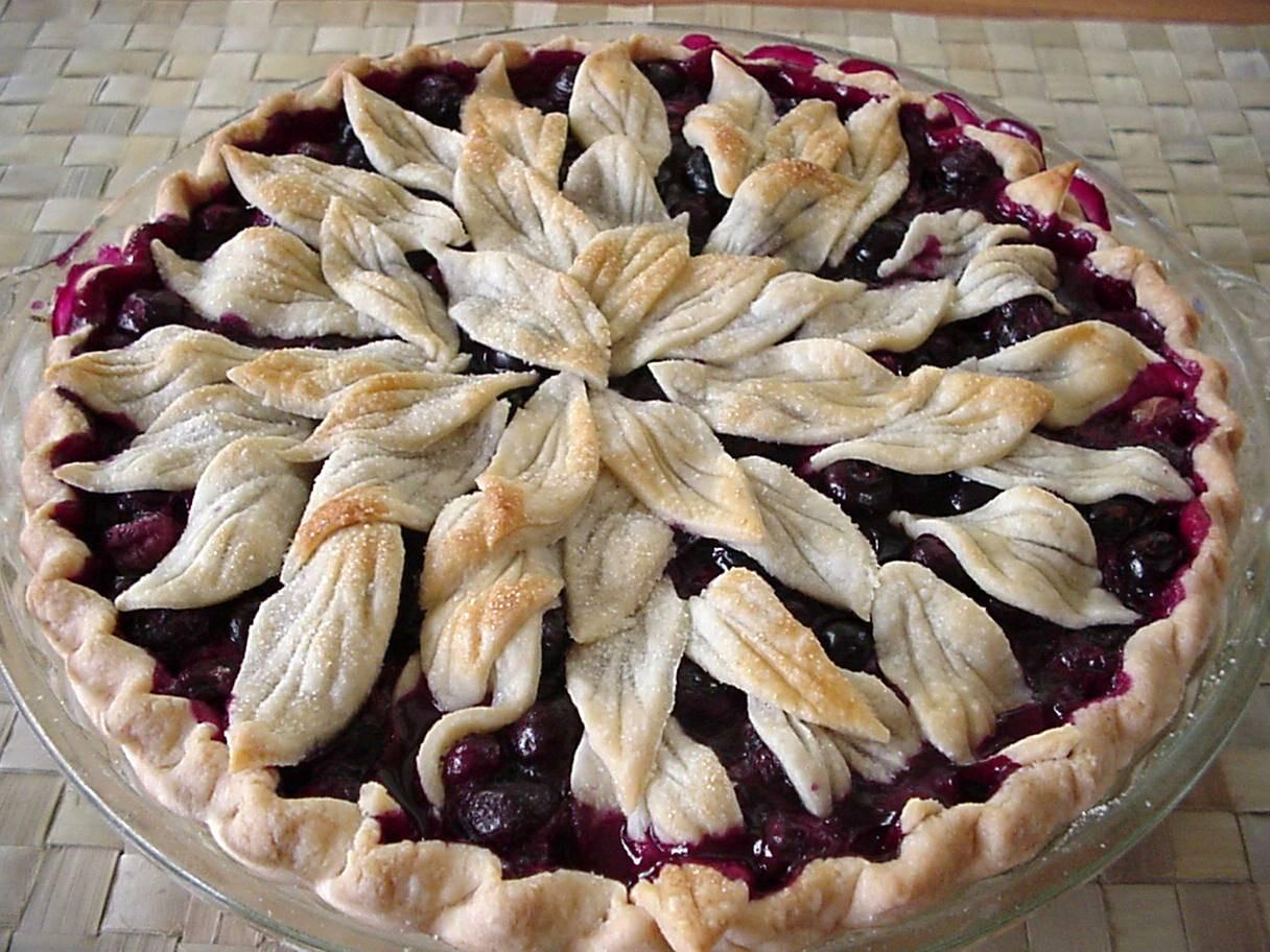 Thibeault's Table: Blueberry Season - PART ONE