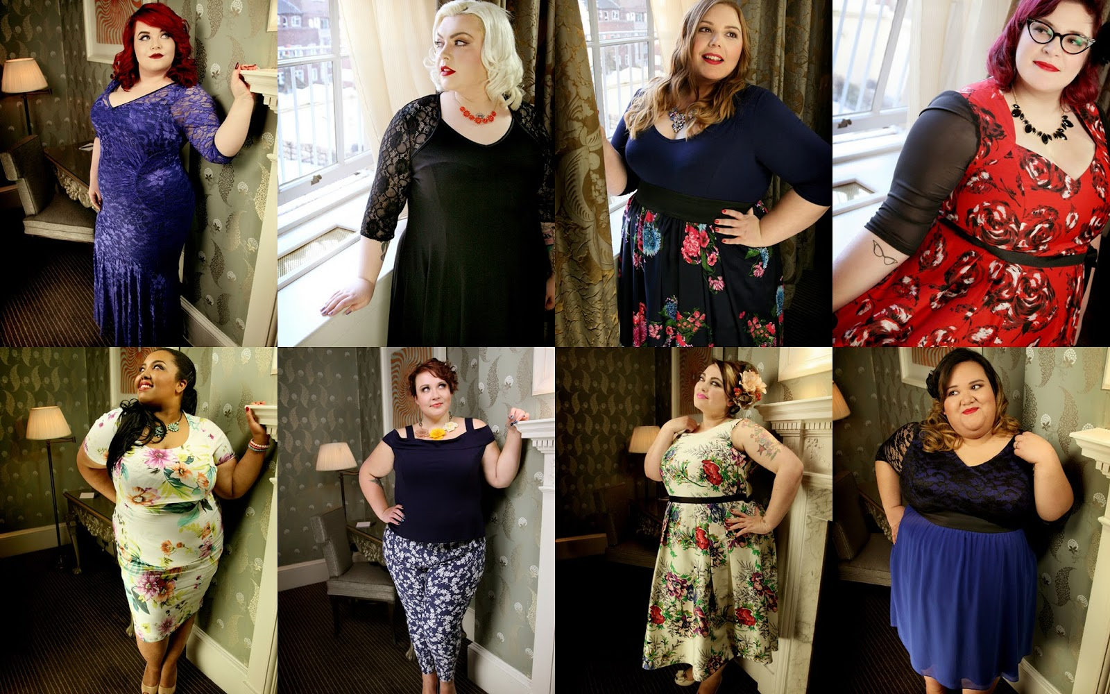 Georgina Grogan, Face of Scarlett and Jo SS15, plus size bloggers