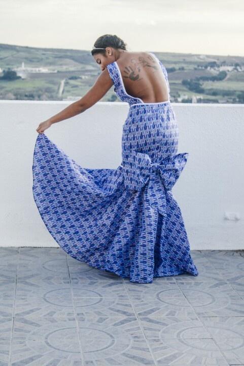 Chitenge dresses designed in lusaka joy studio design for Kitchen designs zambia