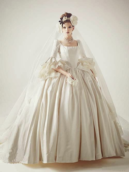 Wedding dresses collection from keita maruyama for rent for Rent for wedding dress