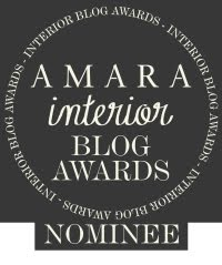 Interior Blog Awards Nominee