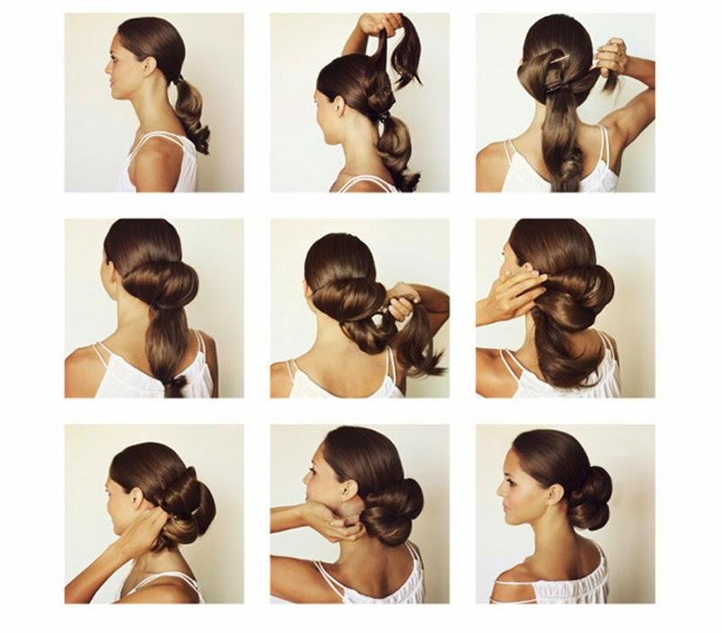Peinados Faciles Para Hacerse Una Misma - 10 Peinados Fáciles Sencillos Explicados Videos Paso a
