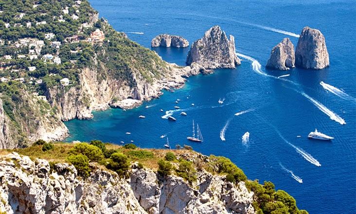 Резултат слика за capri italy honeymoon