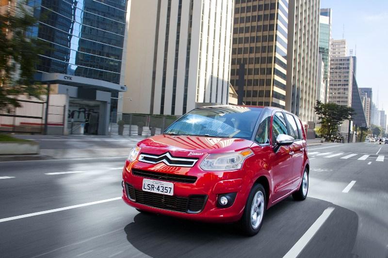 Nuevo Citroën C3 Picasso 2013 llegara a la Argentina