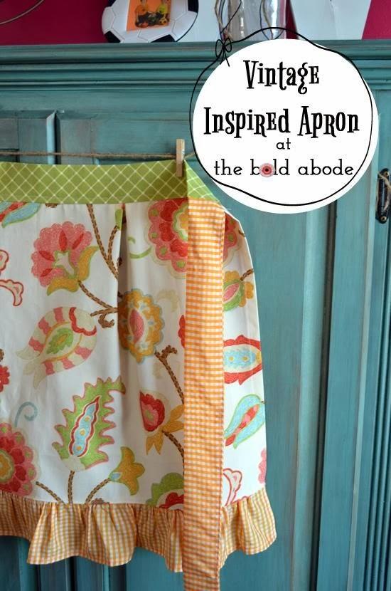 A Bold Apron