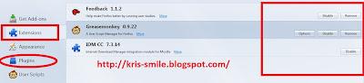 Cara Baru Hapus atau Disable Addons Penggaya Firefox1
