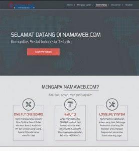 Web Komunitas H2H Versi 2015 Harga Murah