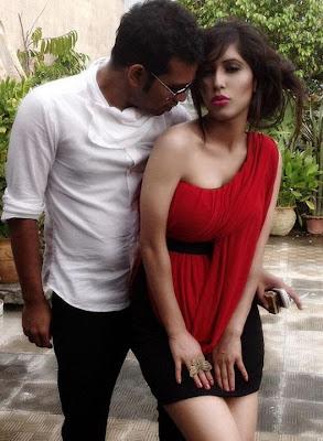 Bangladeshi model Naila Nayem