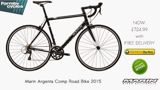 2015 Road Bike: Marin Argenta Comp