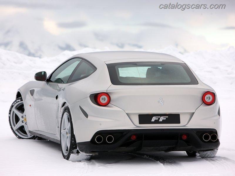 صور سيارة فيرارى FF سلفر 2012 - اجمل خلفيات صور عربية فيرارى FF سلفر 2012 - Ferrari FF Silver Photos Ferrari-FF-Silver-2012-10.jpg