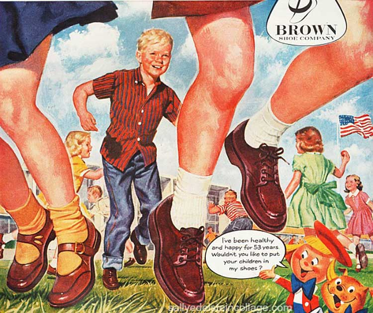 The Brown Shoe Company History