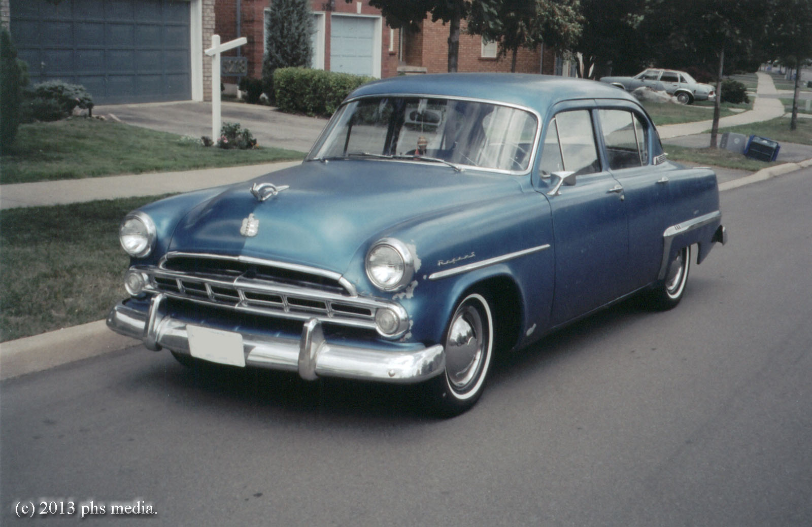 1953 dodge regent sedan phscollectorcarworld rh phscollectorcarworld blogspot com Meadowbrook Car Will Meadowbrook's