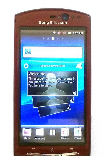 Hd Neo Xperia Андроид