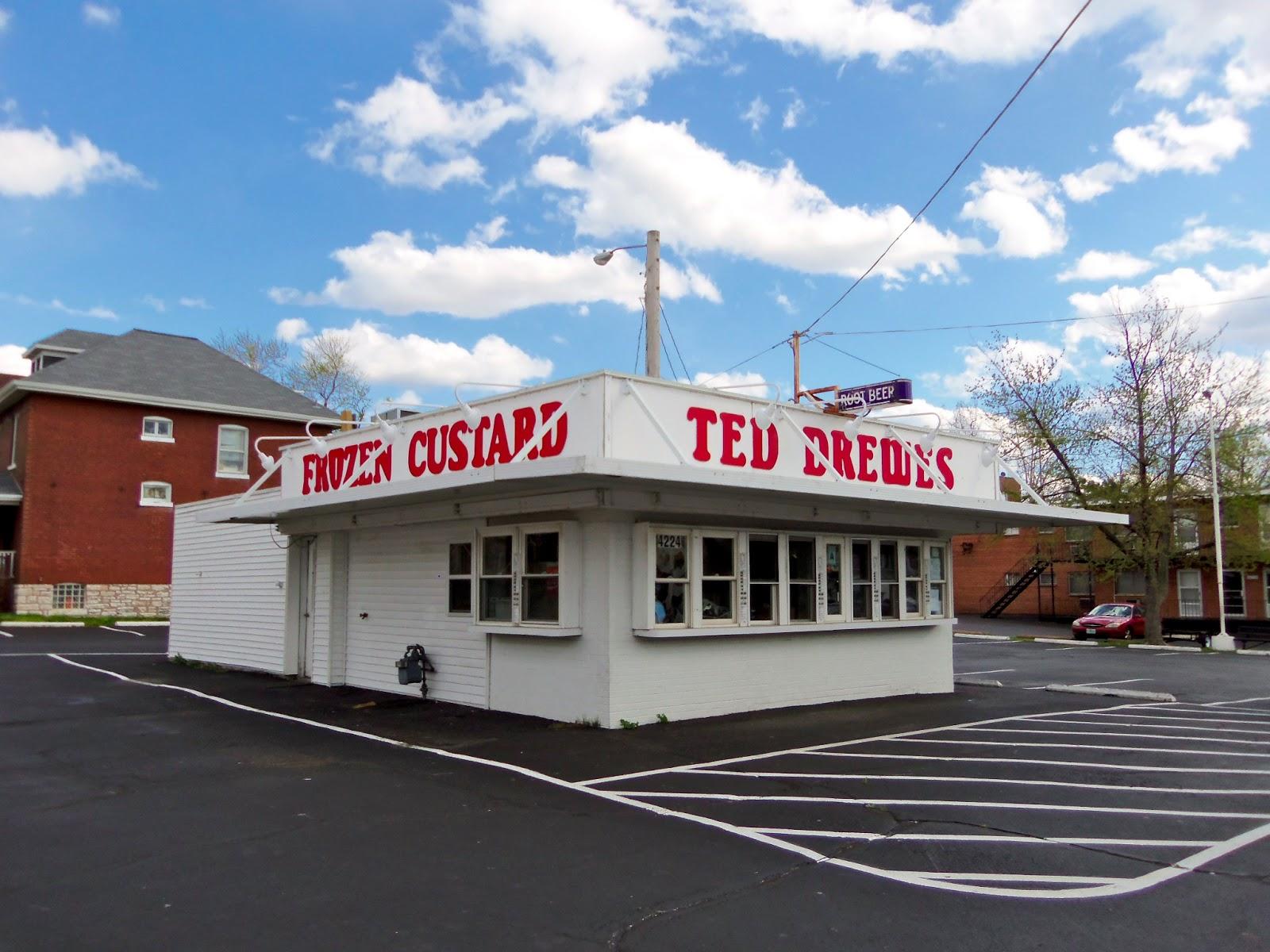 dak007@18p2p ... Ted Drewes Frozen Custard St. Louis