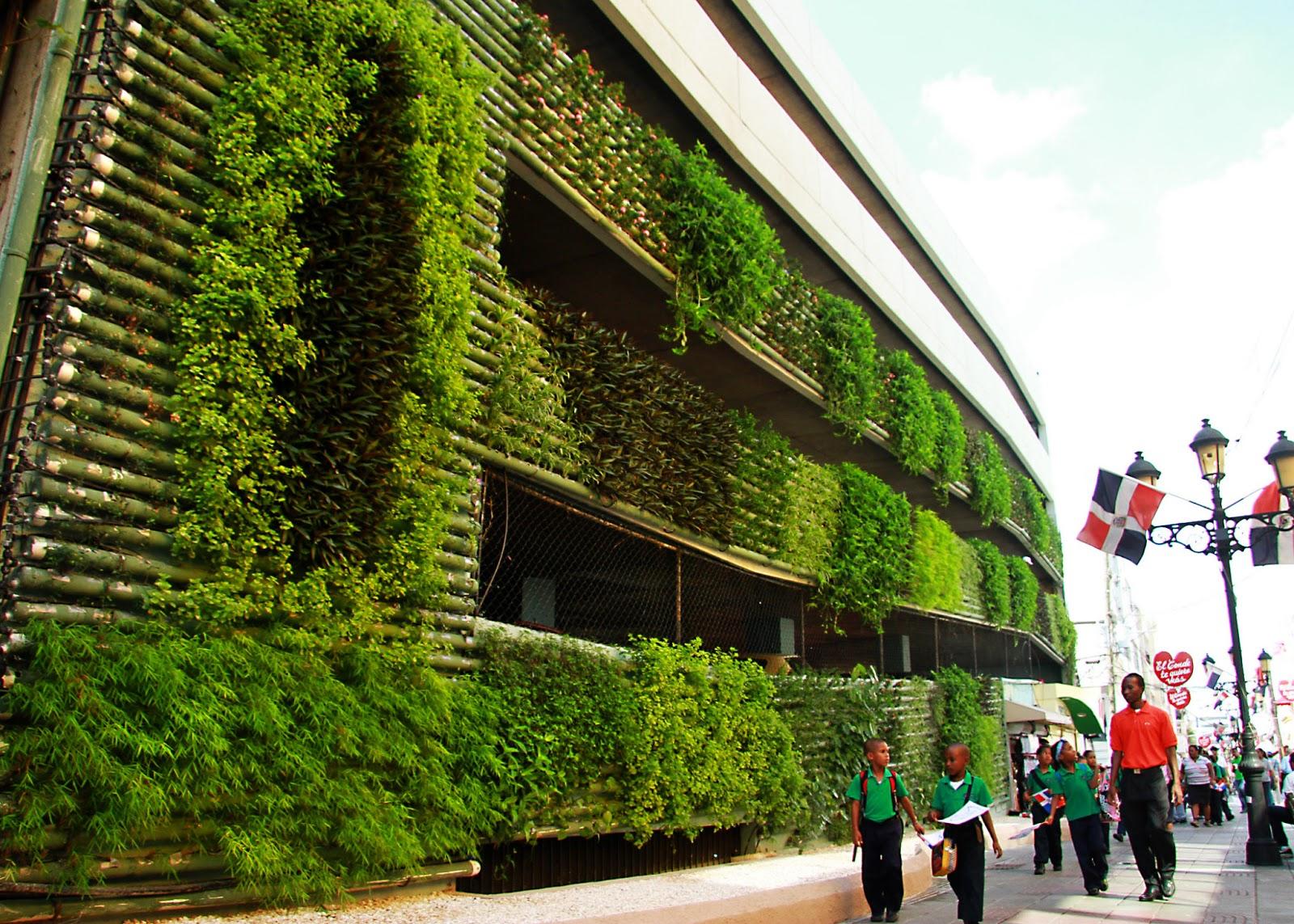 Coca cola y el ayuntamiento del distrito nacional for Calle el jardin