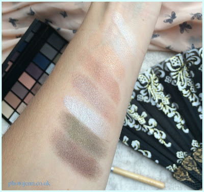 make-up-revolution-iconic-pro-2-review-swatches-shimmer