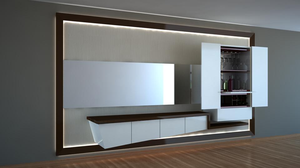 Atractivo Muebles Giratorios Para Tv Composición - Ideas de ...
