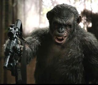 Assista a uma ótima cena de Planeta dos Macacos: O Confronto