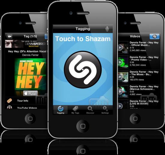 Скачать Shazam на телефон  установи Шазам на смартфон