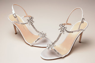 sandal wedding shoes