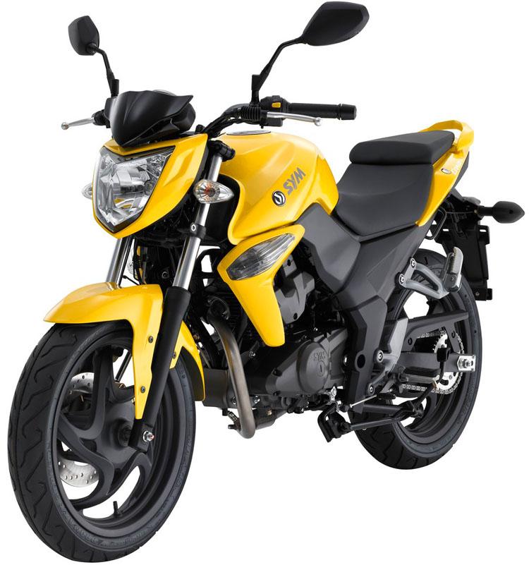 露珊車誌 Luusama Rider Blog Magazine: Sym Cevalo T1 125 電單車