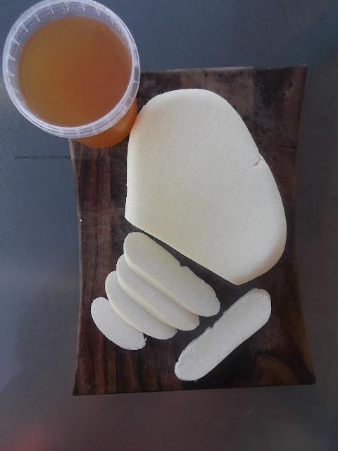 Рецепты домашнего сыра, блюда из сыра :) 001