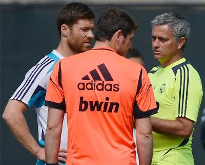 Nueva `guerra verbal´ entre Mourinho y sus pupilos