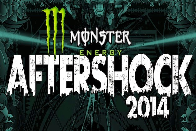 Nearly 50 bands playing this years aftershock festival Sacramento