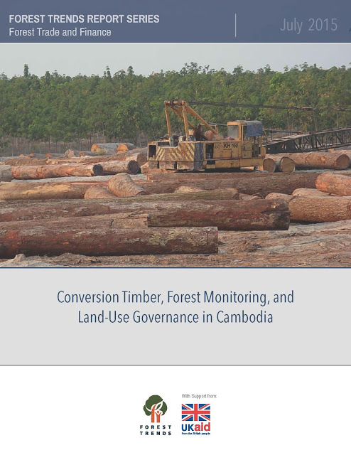 Conversion Timber, Forest Monitoring, and Land-Use Governance in Cambodia