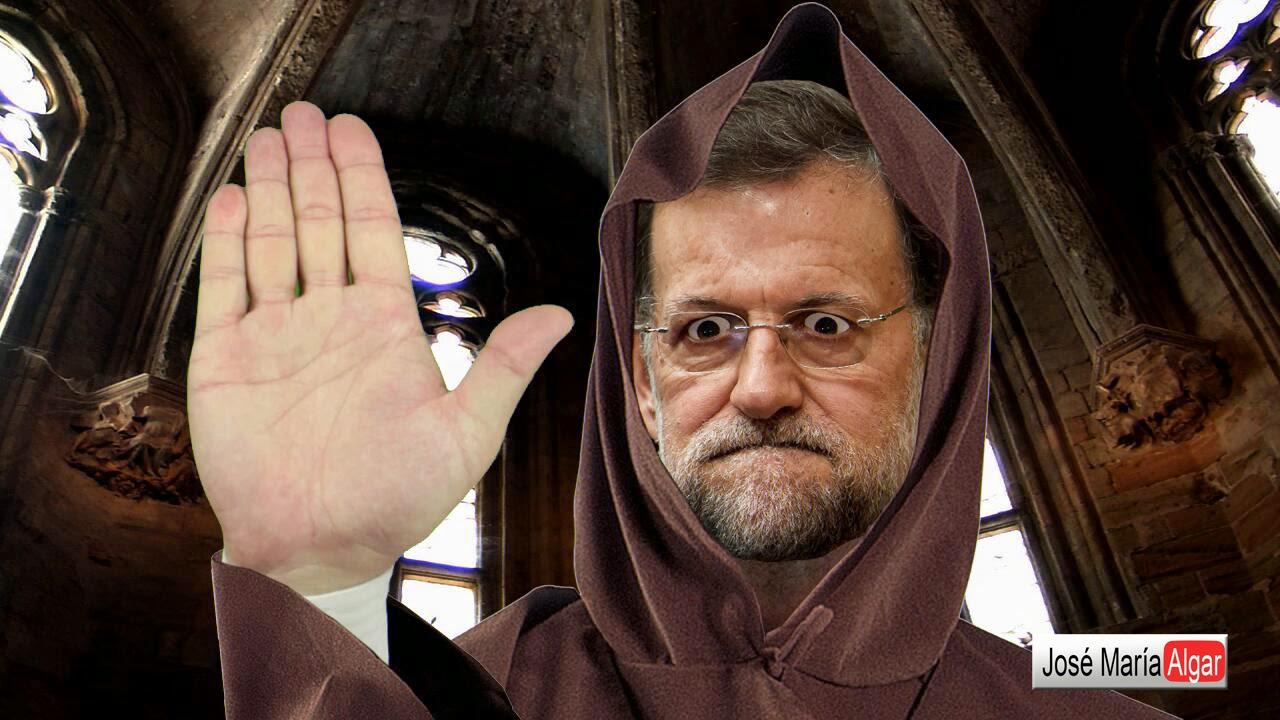 Feliz Navidad 2014 os desea Rajoy.1