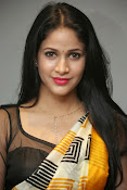 Lavanya Tripathi glam pics in saree-thumbnail-11