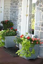 Porch Sitting - Stonegable