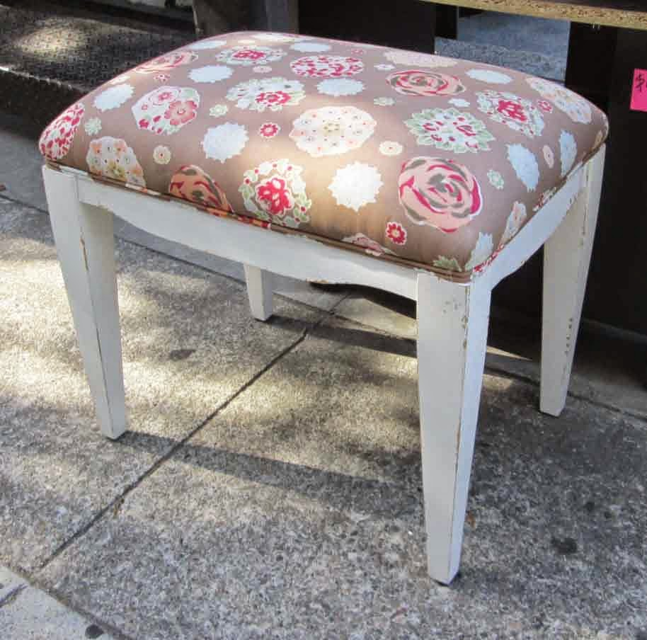 Uhuru Furniture Collectibles Sold Shabby Chic Bench 25