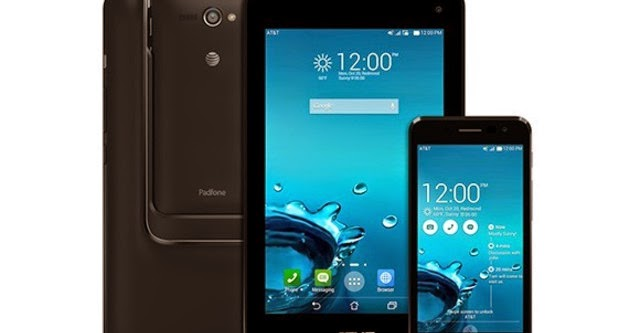 Asus Padfone X Mini sẽ lên kệ ngày 23/10