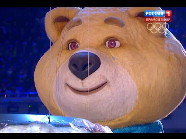 Pocket Hobby - www.pockethobby.com - Hobby Extra - Olimpíadas - Urso Misha