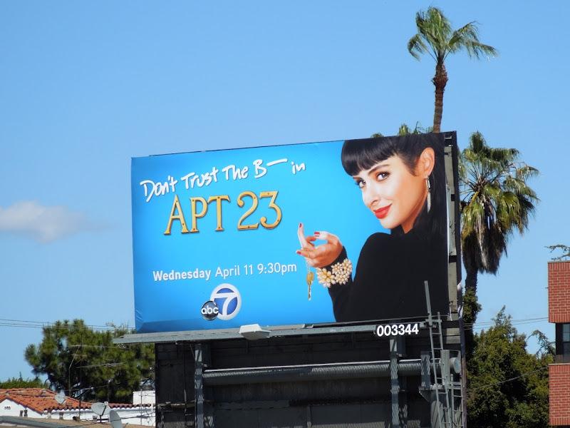 Don't Trust the B Apt 23 ad
