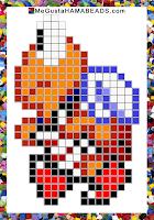 hama beads patrones